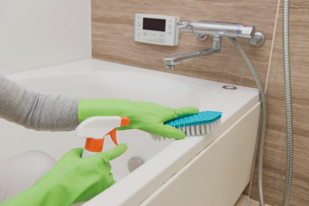 Limpia bien tu bañera para evitar las moscas negras